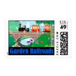 Garden Railroads Stamps