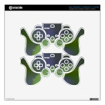 Garden Raindrops Skin For PS3 Controller