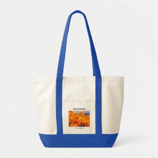 Garden, RIVALWEAR, SUMMER Tote Bag