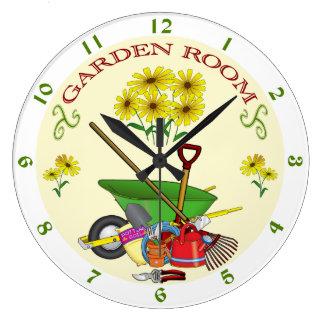 Garden Room Clock