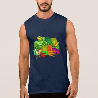 Garden Salad on 100+ items by Valxart.com Sleeveless Shirt