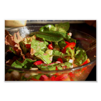 Garden Salad Print