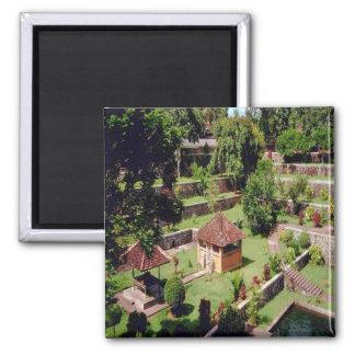 Garden-sanctuary magnet