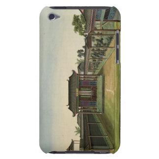 Garden Scene, c.1820-40 (w/c on paper) 2 Case-Mate iPod Touch Case