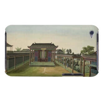 Garden Scene, c.1820-40 (w/c on paper) 2 iPod Touch Cover