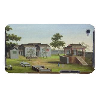 Garden Scene, c.1820-40 (w/c on paper) 3 iPod Touch Case
