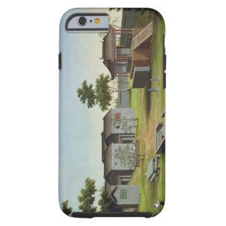 Garden Scene, c.1820-40 (w/c on paper) 3 Tough iPhone 6 Case