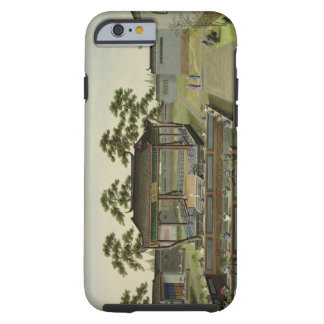 Garden Scene, c.1820-40 (w/c on paper) 4 Tough iPhone 6 Case