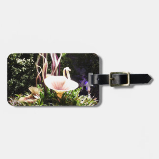 Garden Sculpture Bag Tag