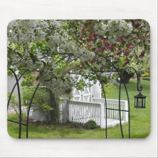 Garden Shed Mouse Pad