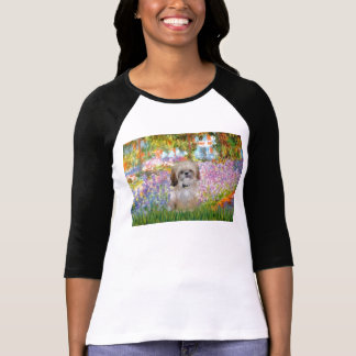 Garden - Shih Tzu (P) T-Shirt