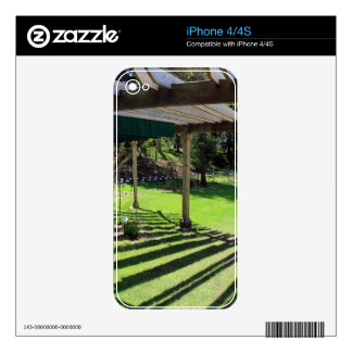 Garden Skins For iPhone 4S