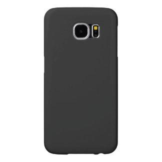 Garden Sludge Grey in an English Country Garden Samsung Galaxy S6 Case