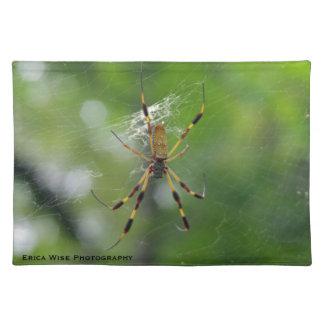Garden Spider Placemat