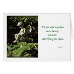 Garden Sprite card