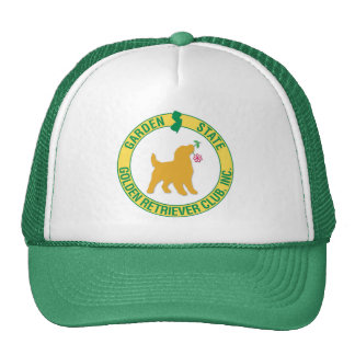 Garden State Golden Retriever Hat