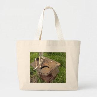 Garden Stove Canvas Bags