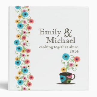 Garden Tea Party Recipe Collection Binder