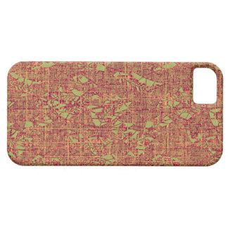 Garden Textures iPhone 5 Case