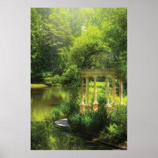 Garden - The Temple of Love Print