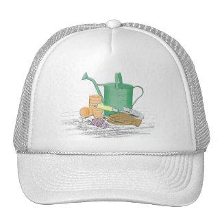 Garden Tools Garden Art Trucker Hat