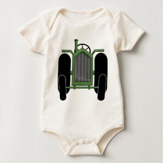 Garden Tractor Baby Bodysuit