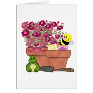 Garden Treasures Greeting Card