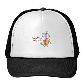 GARDEN TROWEL TRUCKER HAT