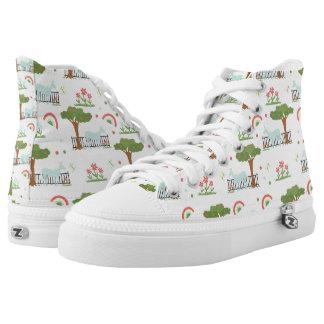 Garden Unicorn Shoes