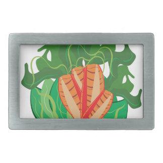 Garden Vegetables Belt Buckle