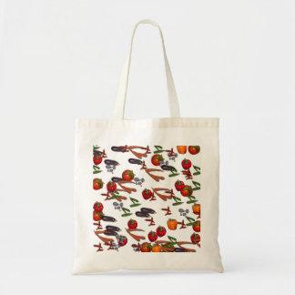 Garden Veggies Hand Bag