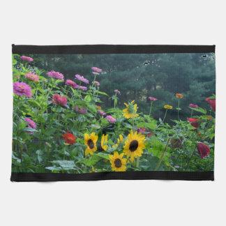 Garden View Hand Towel