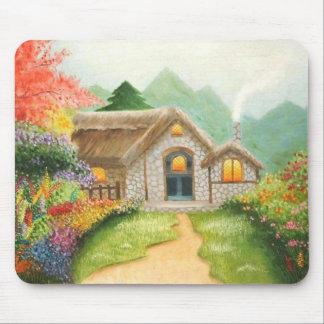 Garden View mousepad