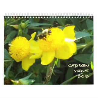 Garden Views 2012 Calendar