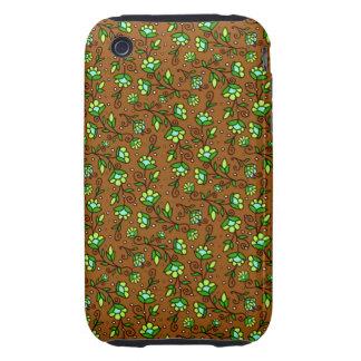 Garden Vine iPhone 4/4S Case Mate Tough