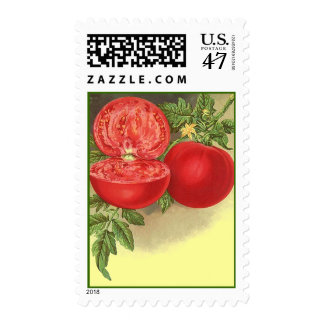 Garden Vine Ripe Tomato Heirloom Tomatoes Stamps