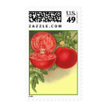 Garden Vine Ripe Tomato Heirloom Tomatoes Stamps