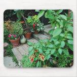 Garden Walk Mouse Pads