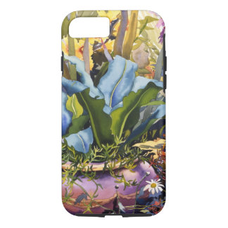 Garden with Plants 2000 iPhone 7 Case