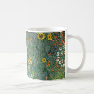 Garden with Sunflowers 1907 Coffee Mug