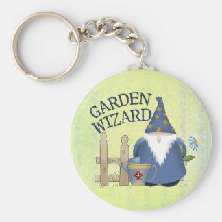 Garden Wizard Keychain