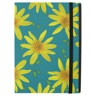 Garden Yellow Wildflower on any Color iPad Pro Case
