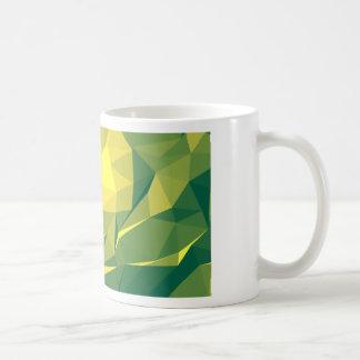 Garden Zen Refresh (Greens and Yellows) Coffee Mugs
