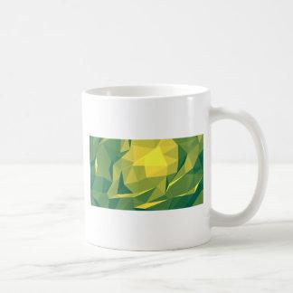 Garden Zen Refresh : Greens & Yellows Coffee Mug