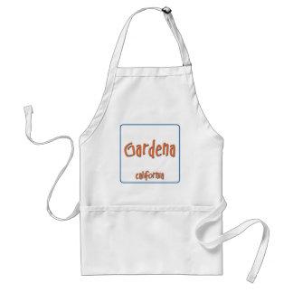 Gardena California BlueBox Adult Apron