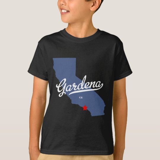 Gardena California CA Shirt