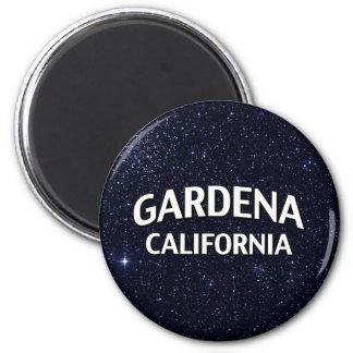 Gardena California Magnet