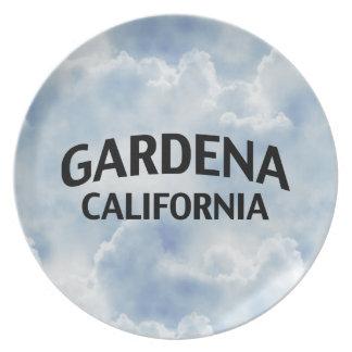 Gardena California Plate