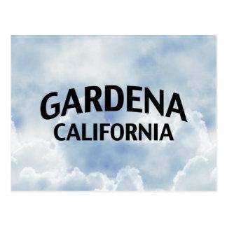 Gardena California Postcard