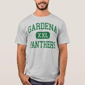 Gardena - Panthers - High - Gardena California T-Shirt
